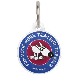 TBT dog tag