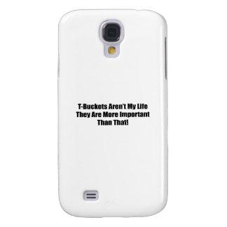 Tbucket Arent mi vida son más importantes que Funda Para Galaxy S4