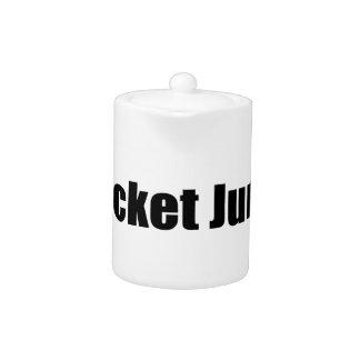 Tbucket Junkie Tbucket Gifts By Gear4gearheads Teapot