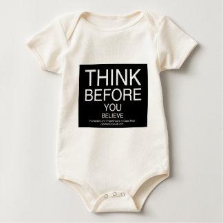 TBYB - Humanists Baby Bodysuit