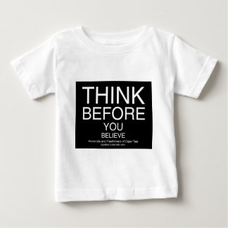 TBYB - Humanists Baby T-Shirt