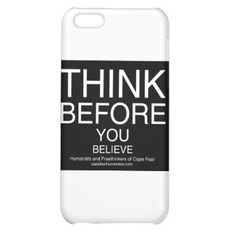TBYB - Humanists Case For iPhone 5C