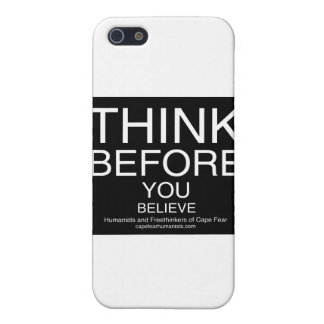 TBYB - Humanists iPhone 5 Cases