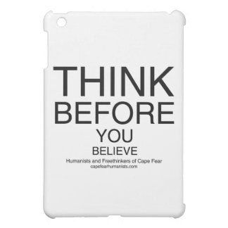 TBYB - Humanists White Cover For The iPad Mini