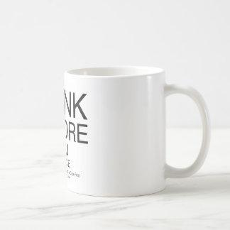 TBYB - Humanists White Mug