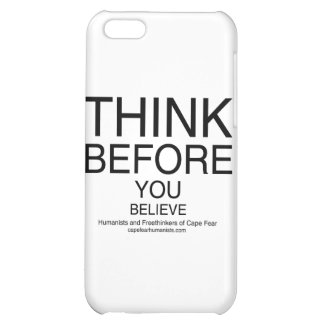TBYB - White Case For iPhone 5C