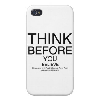 TBYB - White iPhone 4 Cover