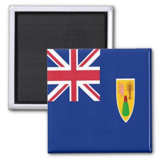 TC - Turks and Caicos Islands - Flag Magnet