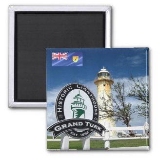 TC - Turks and Caicos Islands - Grand Turk Island Magnet