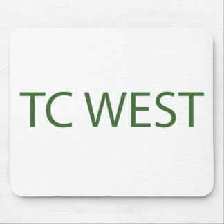 TC West Product Mouse Pad