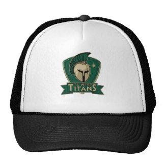 TC West Trucker Hat