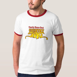 TCB - Camiseta del campanero de la sacudida del