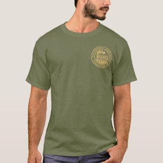 TCB - Camiseta militar del tributo del ala del TCB