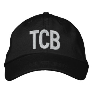 TCB GORRA BORDADA