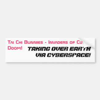 TCBFOS BumprStkr # 1 Car Bumper Sticker
