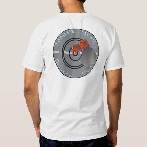 TCDC Club Shirt on tarmac