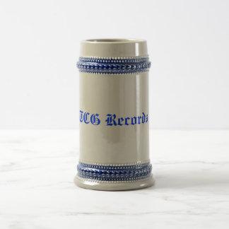 TCG Records Mug