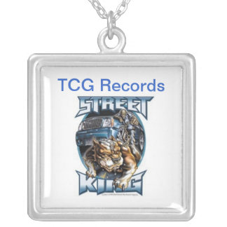 TCG Records Necklace