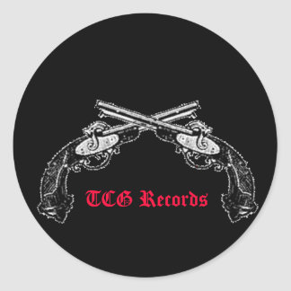 TCG Sticker