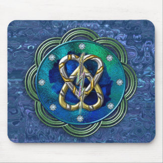 TCGB (Taking Care of God's Business) Mouse Pad