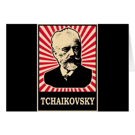 Tchaikovsky Card