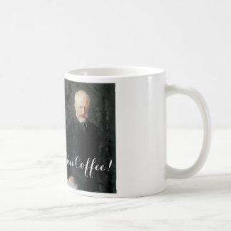 Tchaikovsky - Chai Coffee Coffee Mug