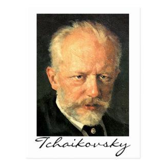 Tchaikovsky Tarjetas Postales