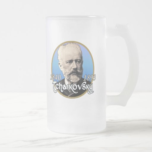 Tchaikovsky Tazas De Café