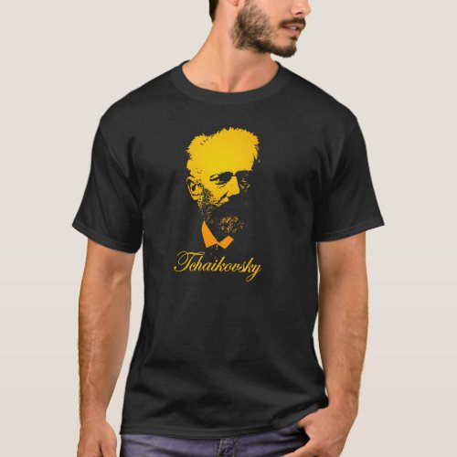 Tchaikovsky Tee Shirt