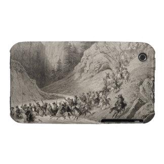 Tcherkersseians en una incursión cerca del Mar Case-Mate iPhone 3 Fundas