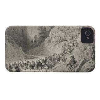 Tcherkersseians en una incursión cerca del Mar Case-Mate iPhone 4 Cobertura