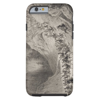 Tcherkersseians en una incursión cerca del Mar Funda Para iPhone 6 Tough