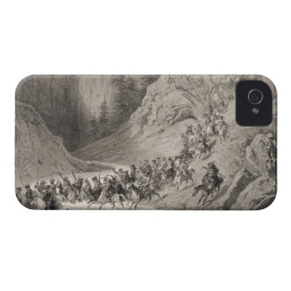 Tcherkersseians on a Raid near the Black Sea, plat iPhone 4 Cover
