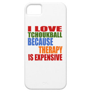 Tchoukball Is My Therapy iPhone SE/5/5s Case