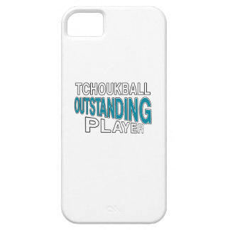 TCHOUKBALL OUTSTANDING PLAYER iPhone SE/5/5s CASE