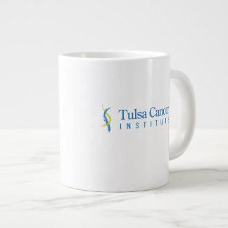 TCI Jumbo 20oz. White Mug