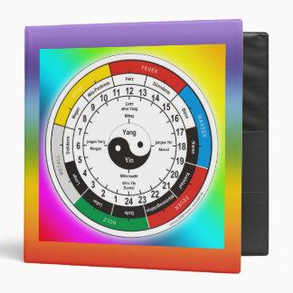 "TCM Organuhr/reloj del órgano Carpeta 1 1/2"""
