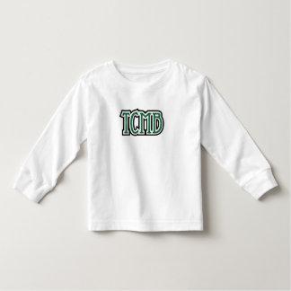 TCMB - Manga larga del niño T-shirts