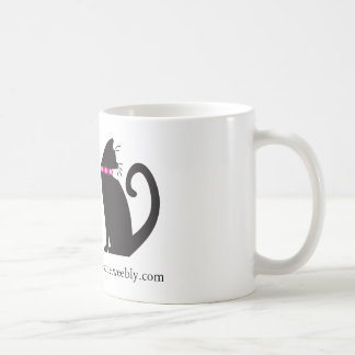 "TCMR ""Real Men Love Cats"" Mug (with black cat)"