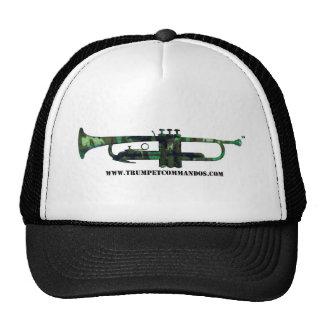 TCOM Bumper Sticker Trucker Hat