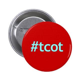#tcot tweet blue 2 inch round button