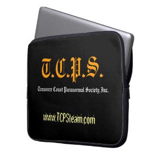 "TCPS Black Laptop Sleeve 15"""