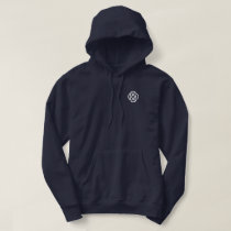 TCSPP Men's Basic Hooded Sweatshirt