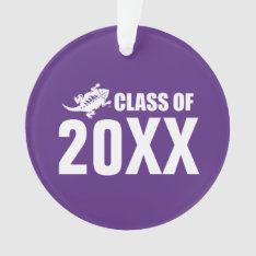 Tcu Alumni Class Of Ornament at Zazzle