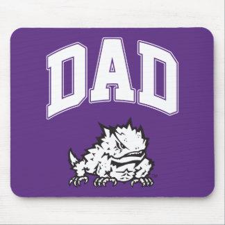 TCU Dad Mouse Pad
