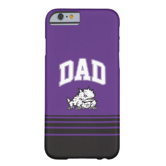 TCU Dad | Stripes Barely There iPhone 6 Case