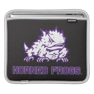 TCU Horned Frogs Sleeve For iPads