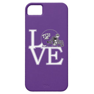 TCU Love iPhone SE/5/5s Case