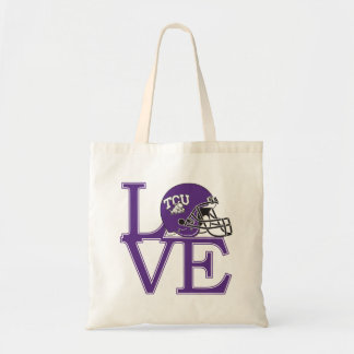 TCU Love Tote Bag