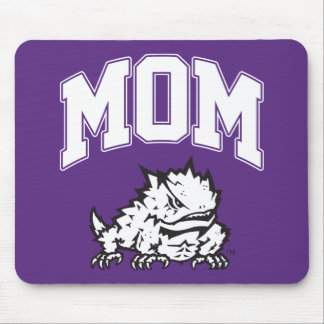 TCU Mom Mouse Pad